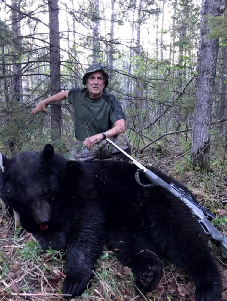 DOA Outfitters - Manitoba Bear Hunts